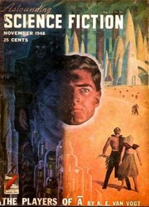 Astounding Science Fiction, November 1948
