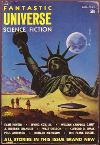 Fantastic Universe, August 1953