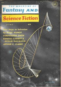 The Magazine of Fantasy and Science Fiction, June 1961