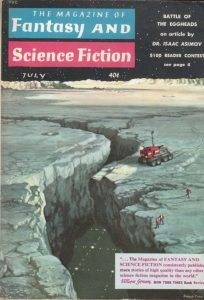 The Magazine of Fantasy and Science Fiction, July 1959
