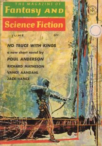 John Jay Wells (Juanita Coulson) & Marion Zimmer Bradley, Another Rib Magazine of Fantasy and Science Fiction, June 1963