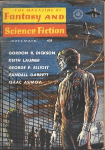 Magazine of Fantasy and Science Fiction, Nov. 1961