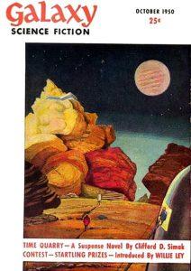 Galaxy, October 1950