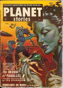 Planet Stories, September 1951
