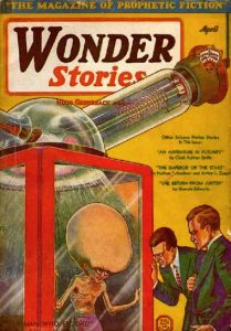 Wonder Stories, April 1931
