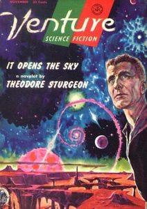 Venture Science Fiction, November 1957